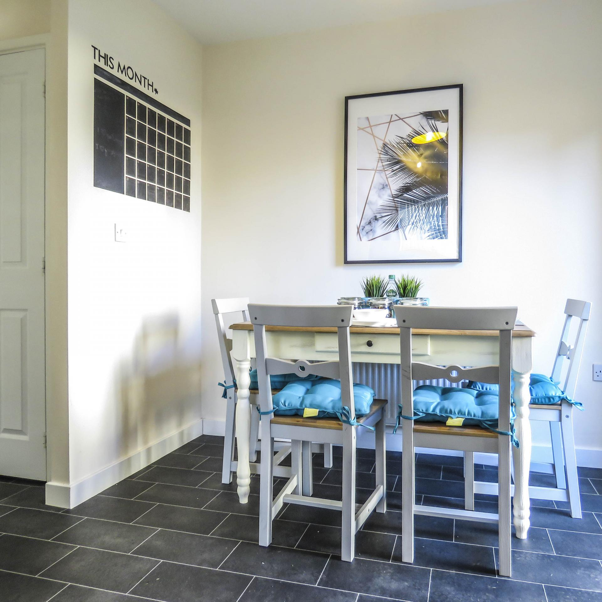 Dining area at Guildford Townhouse