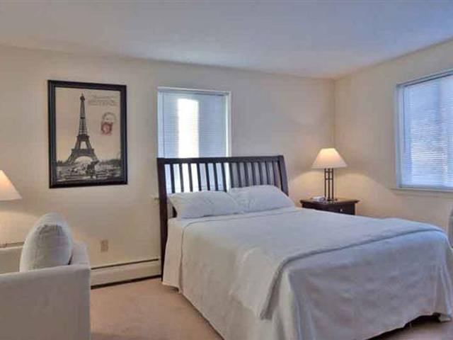 Bedroom at Clemens Place Apartment