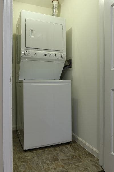 Washer and Dryer at The View at Mackenzie Apartment