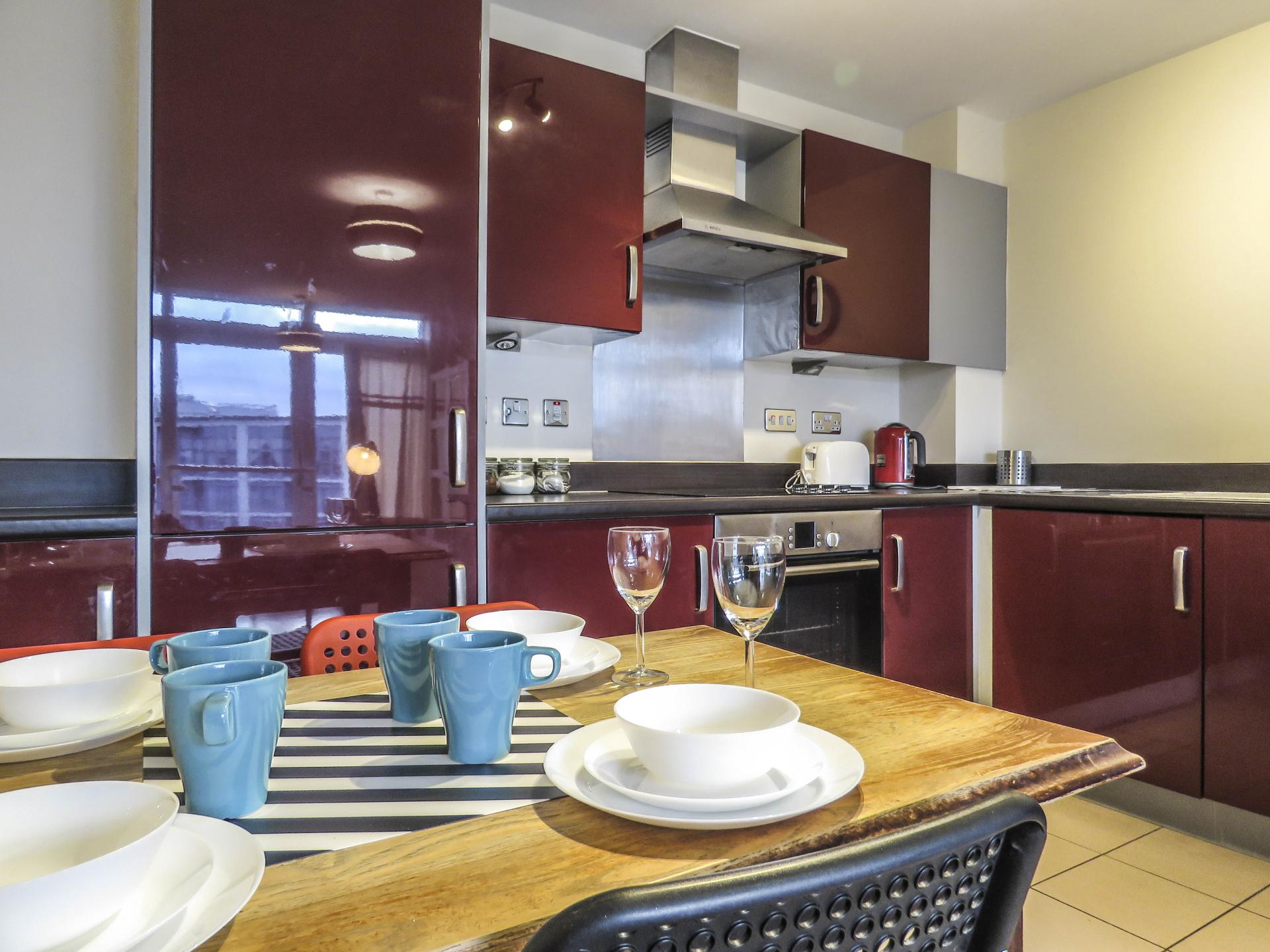 Corporate serviced apartments & aparthotels in Birmingham ...