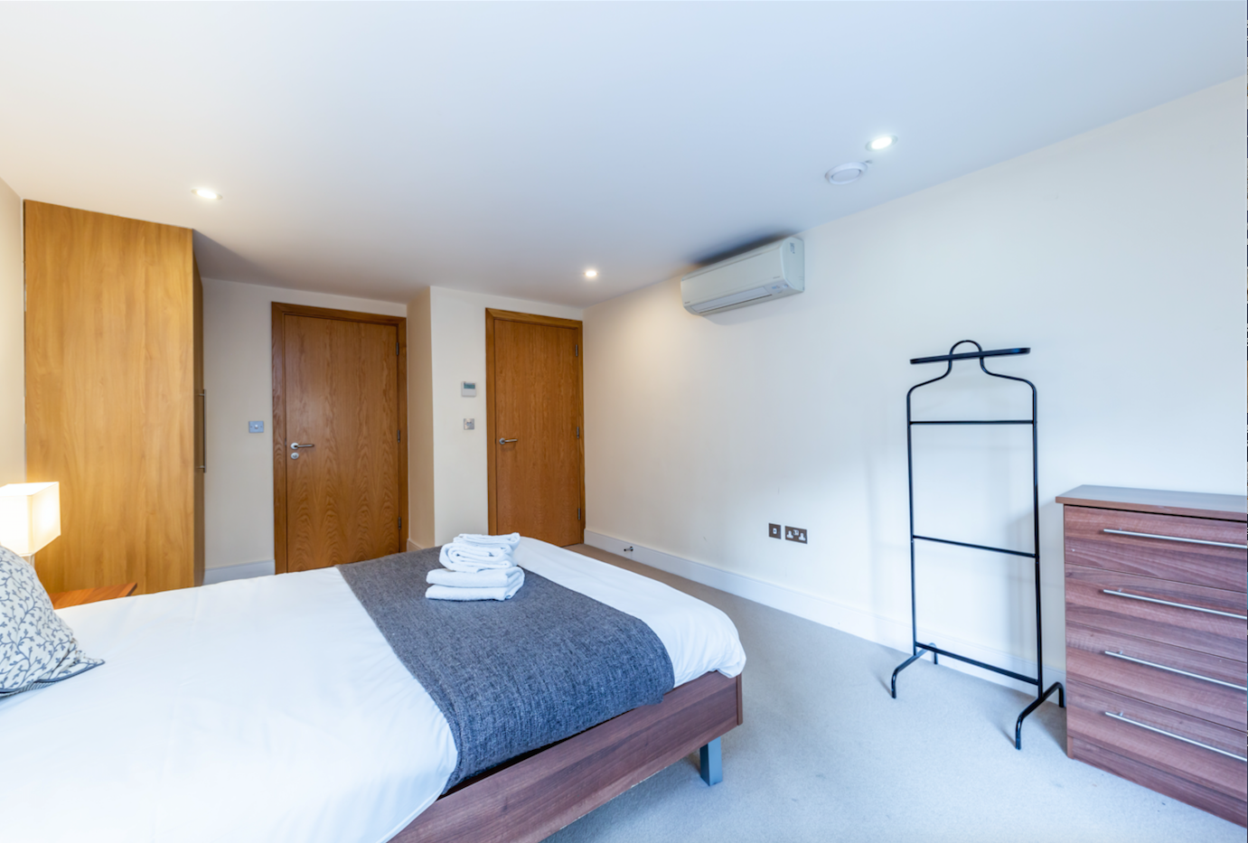 Bedroom at Redan Place Apartments