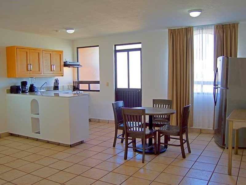 Kitchen at Sunrock Apartment