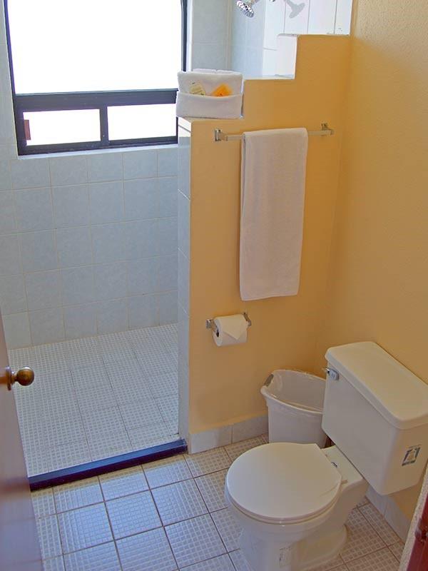 Bathroom at Sunrock Apartment