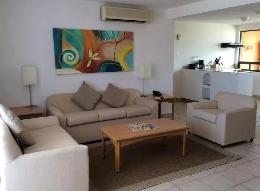 Lounge at Sunrock Apartment