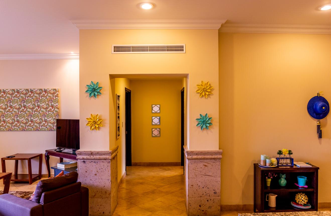 Entrance at Puerta Cabos Village Apartment