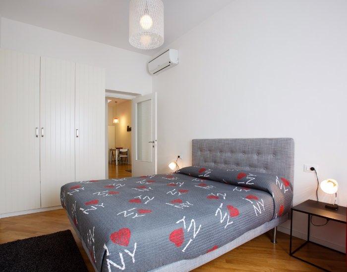 Bedroom at Little De Fiori Apartments