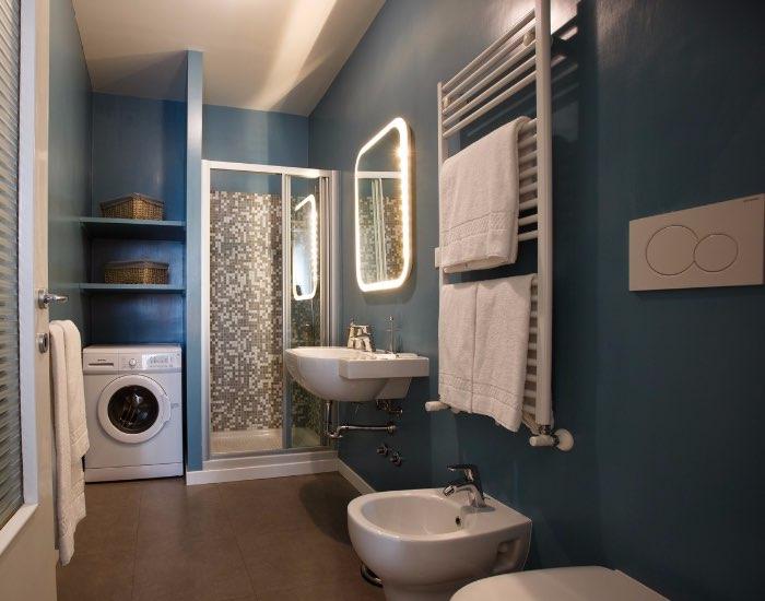 Bathroom at Little De Fiori Apartments