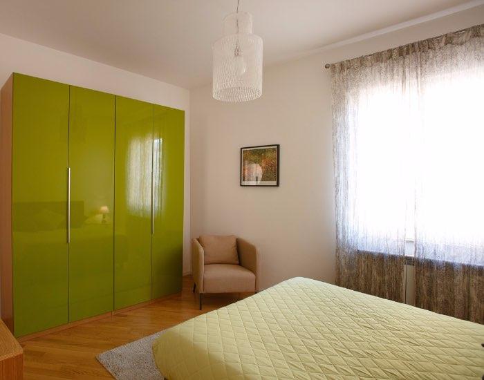 Wardrobe at Little De Fiori Apartments