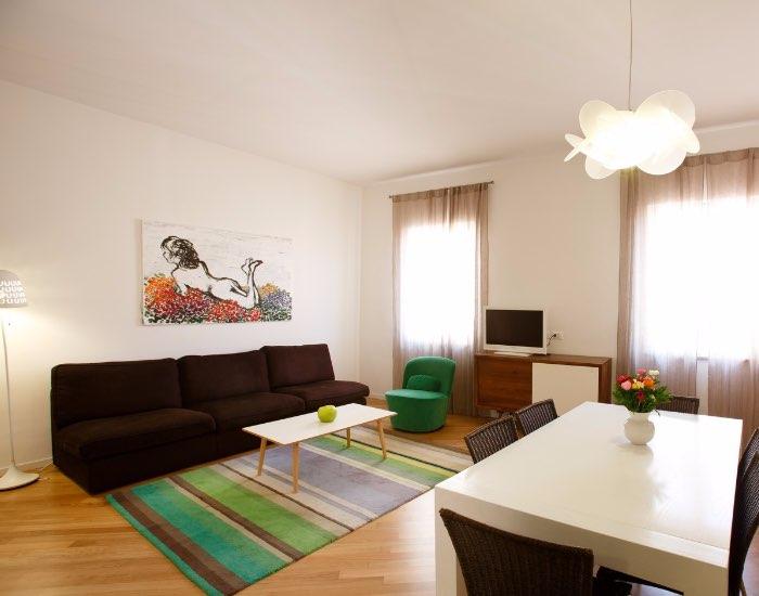 Bright space at Little De Fiori Apartments