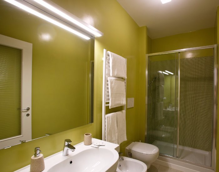 Sink at Little De Fiori Apartments