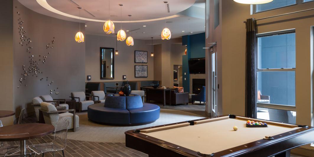 Resident Lounge at Radius at The Banks