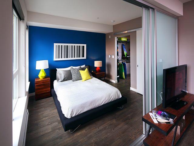 Bedroom at Ava Ballard Apartment