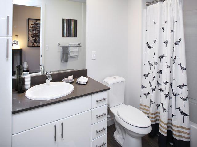 Bathroom at Ava Ballard Apartment