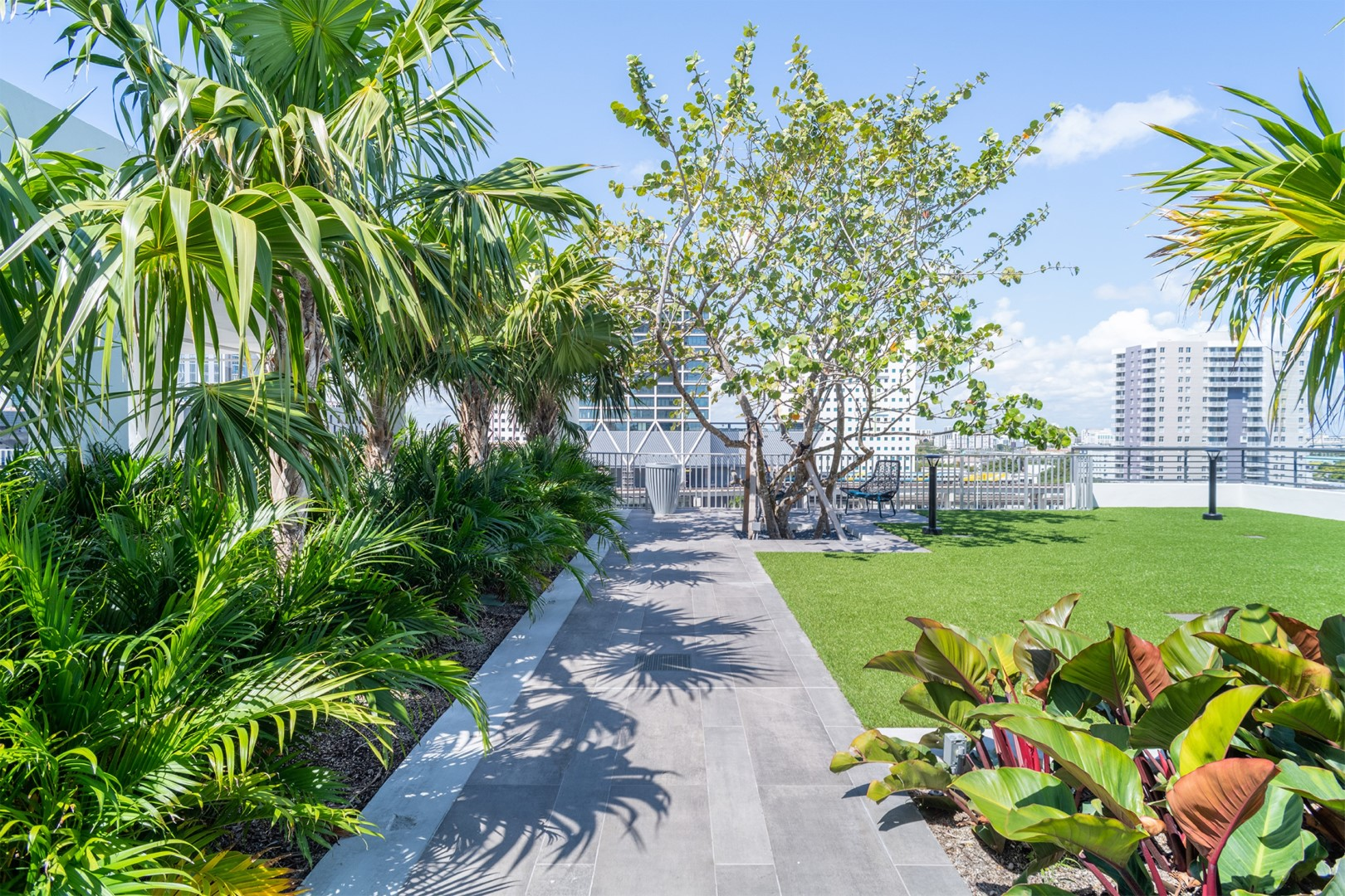 Gardens at Caoba Miami Worldcenter  Apartments, Downtown, Miami