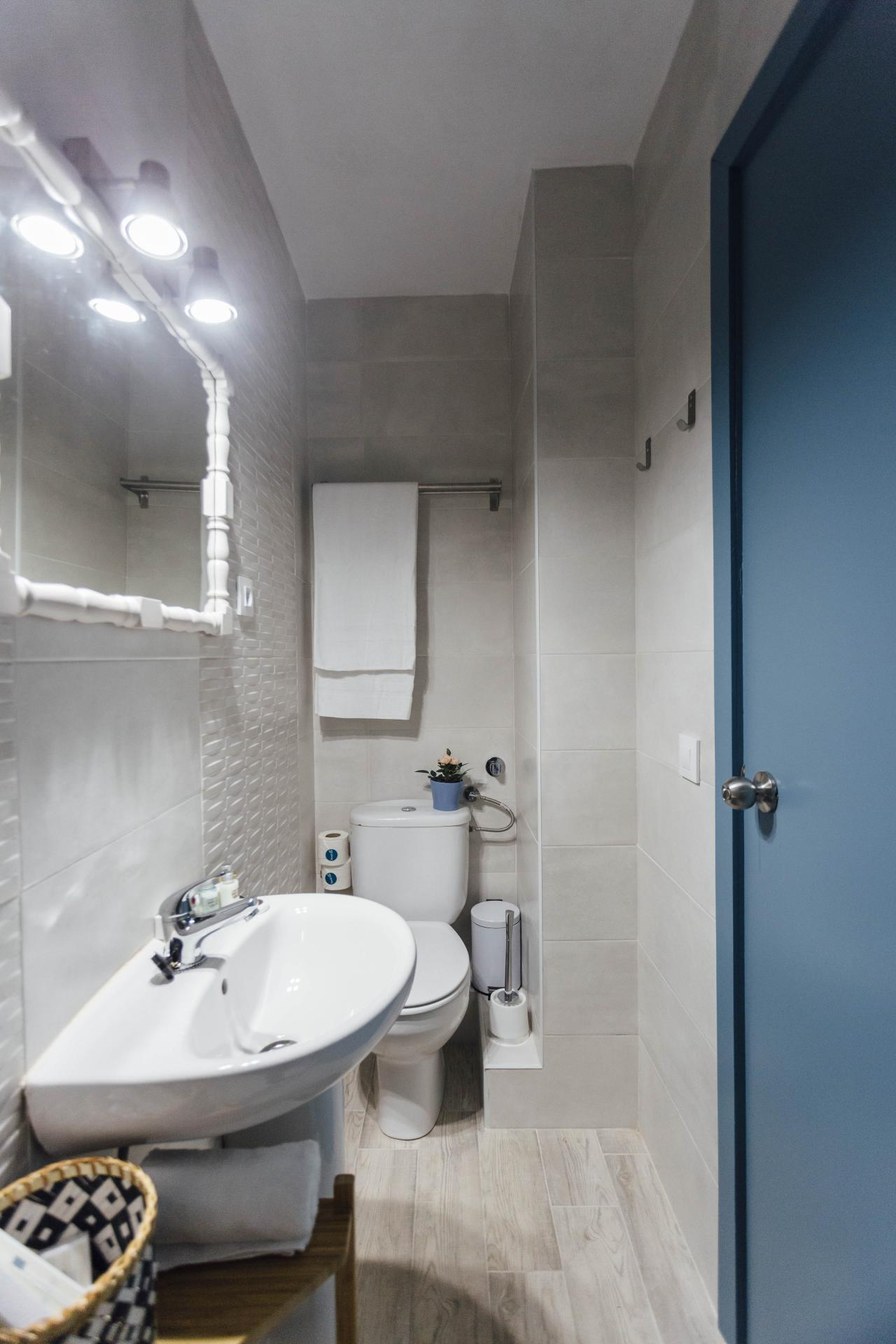 WC at Plaza de Zurradores Apartment