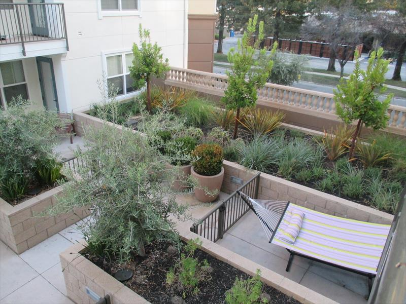 Outside area at Epic Serviced Apartments