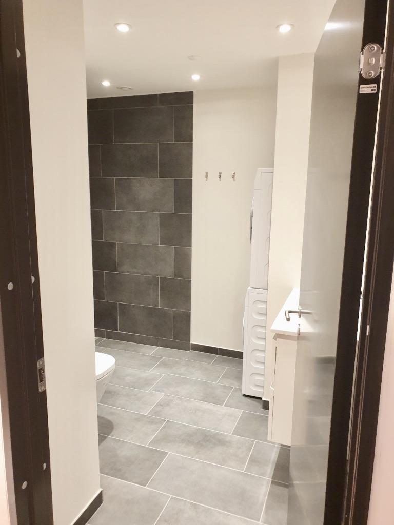 Bathroom at Aarhus Serviced Apartments