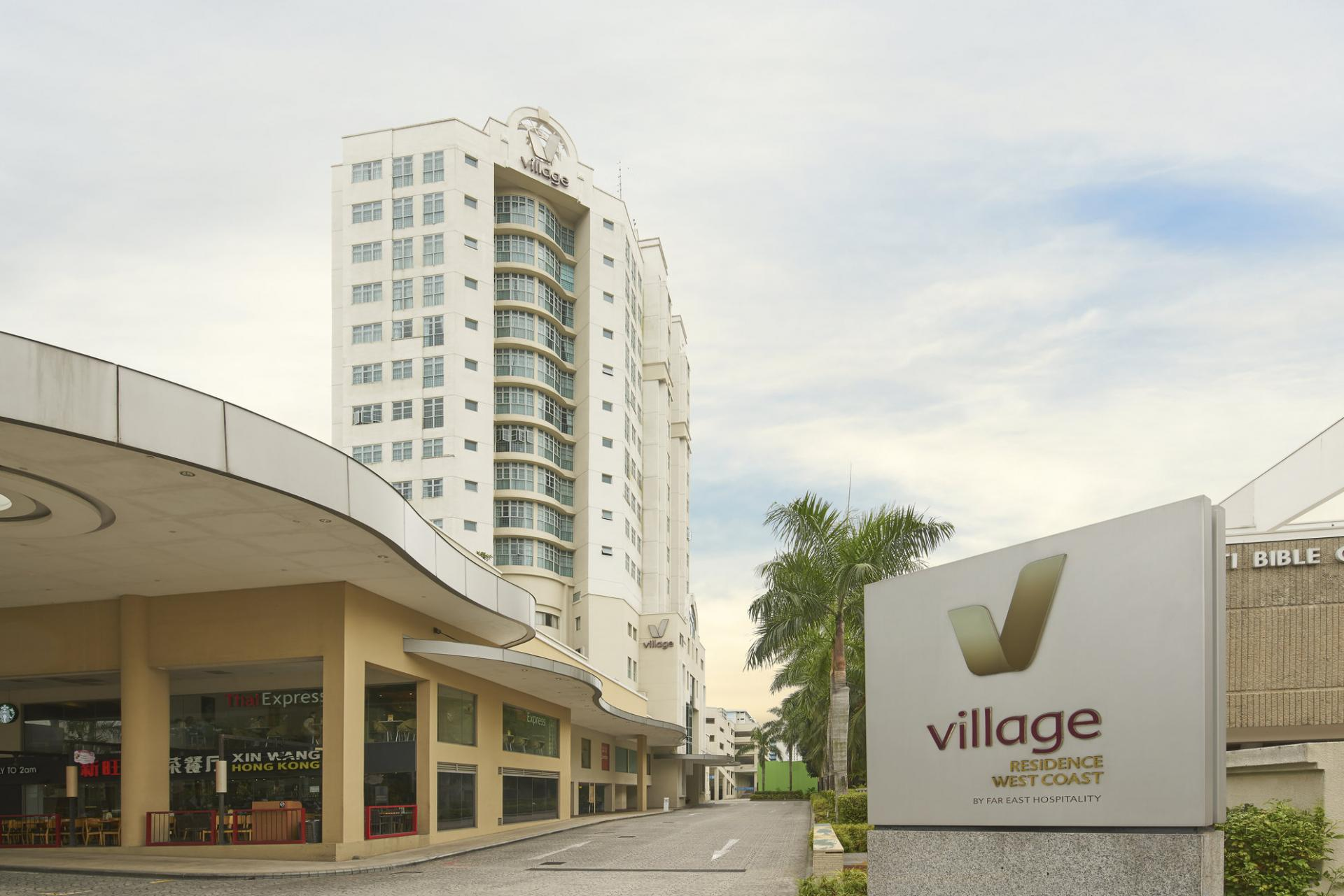Exterior at Village Residence West Coast, Singapore