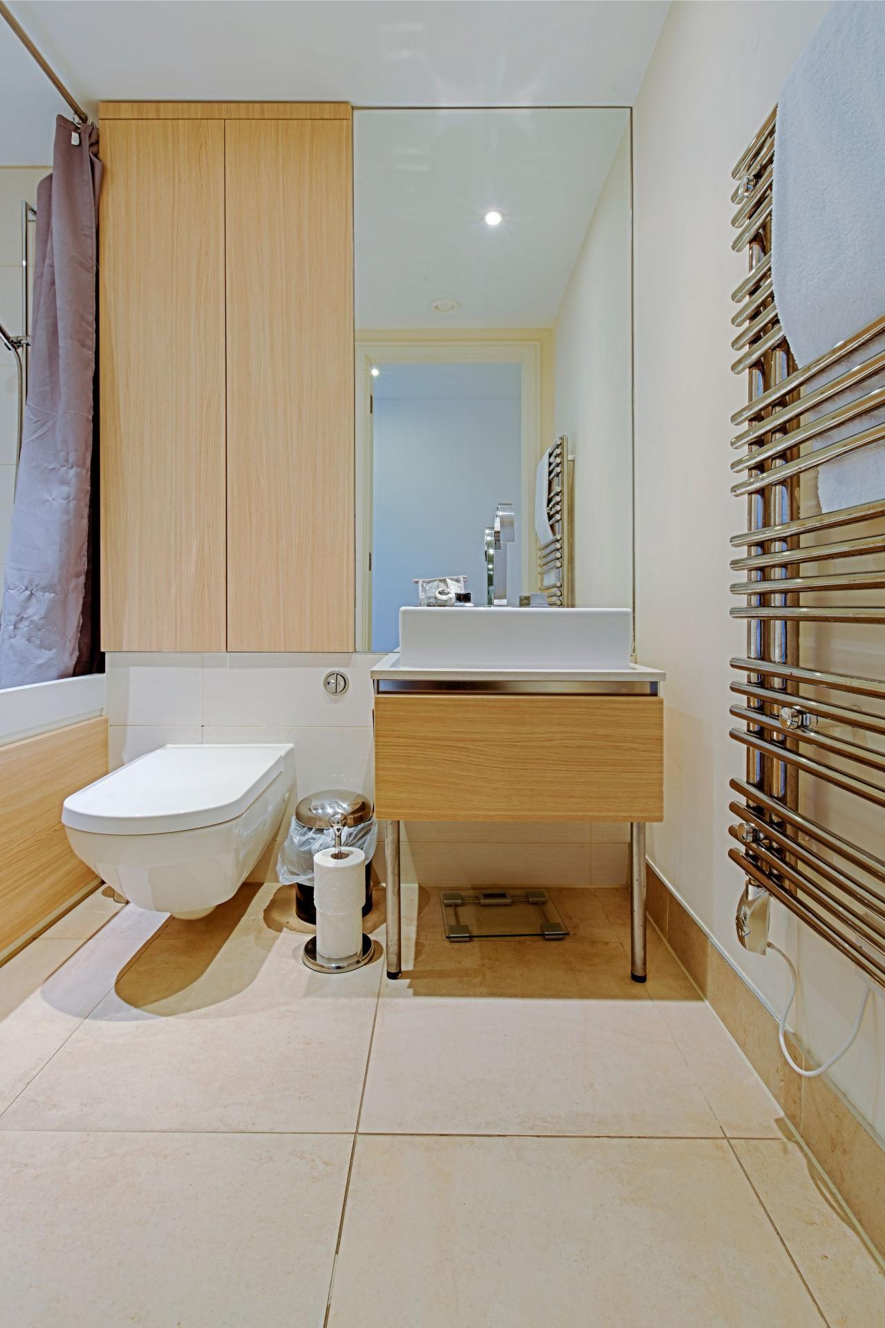 Sink at Gunwharf Quays Serviced Apartments