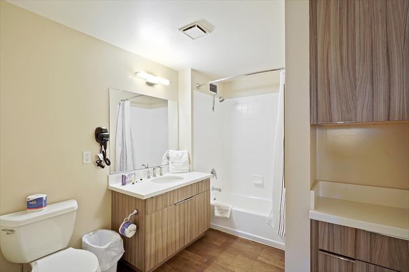 Bathroom at Soma Apartments