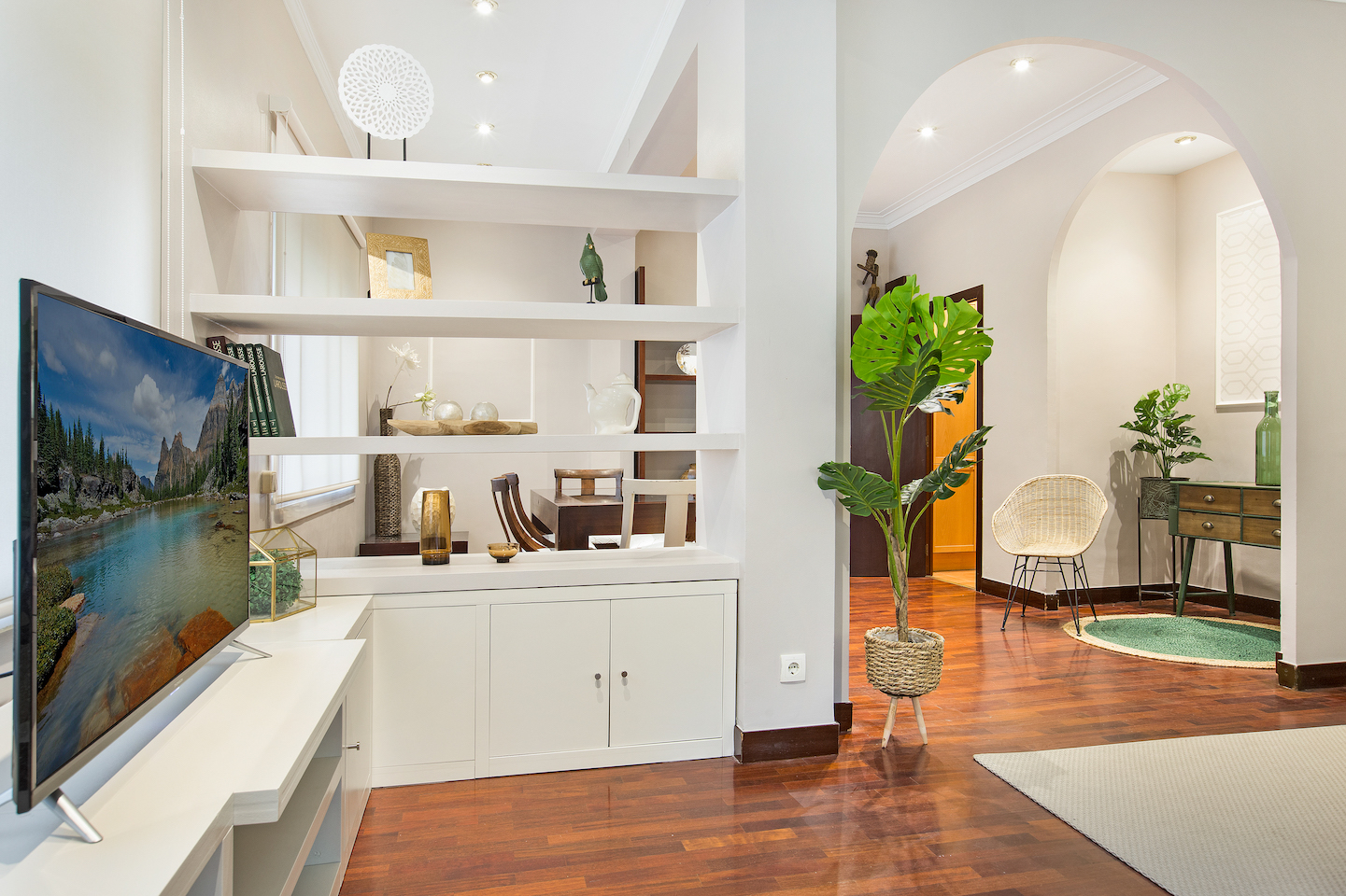 Calle de Calvet Apartment, Barcelona, SilverDoor Apartments