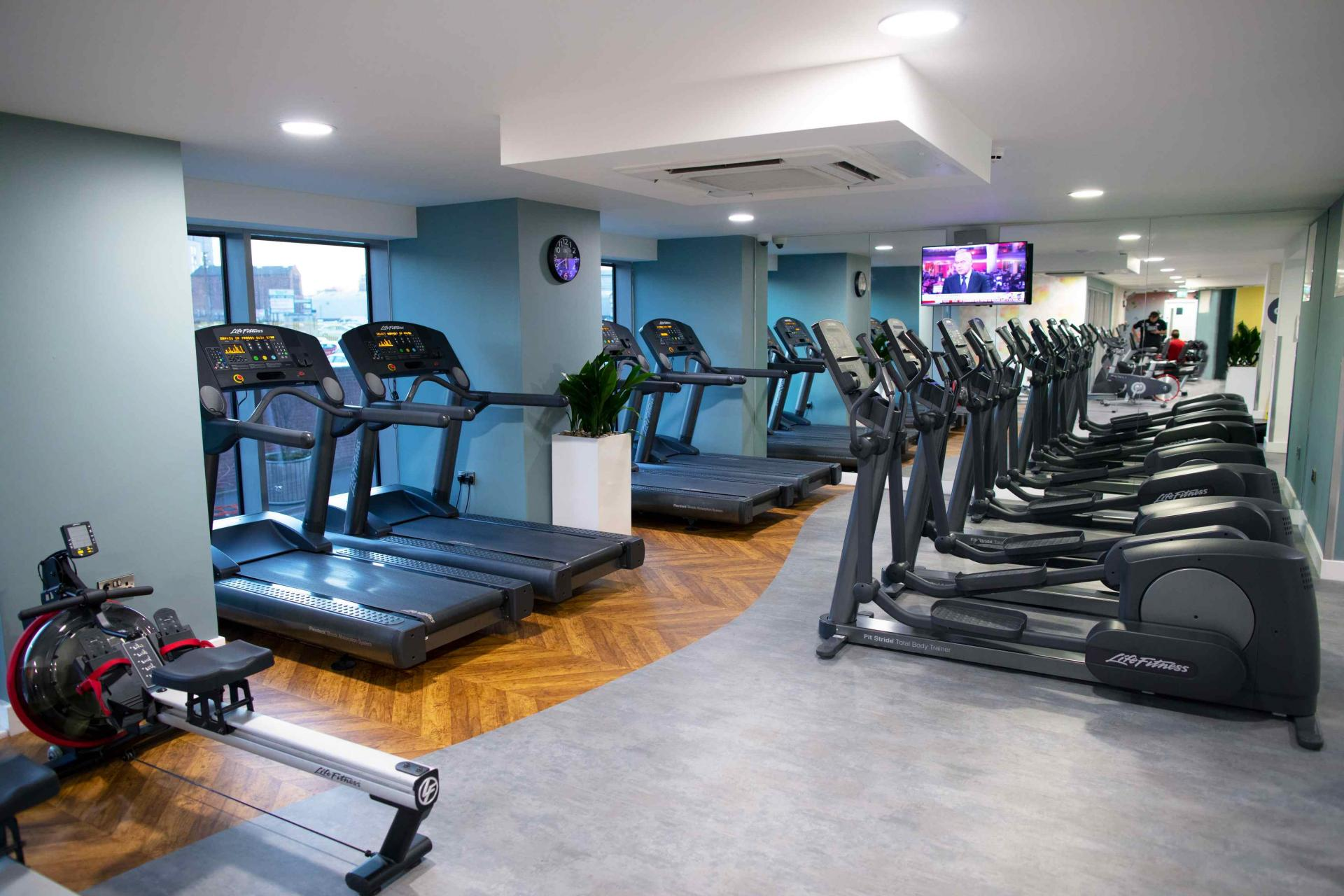 Cardio at Manchester Greengate Apartments