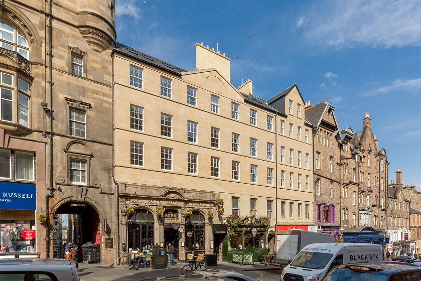 Exterior at Royal Mile Residence Apartments