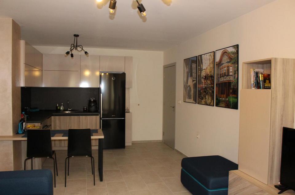 Kitchen at Plovdiv Luxury Apartment