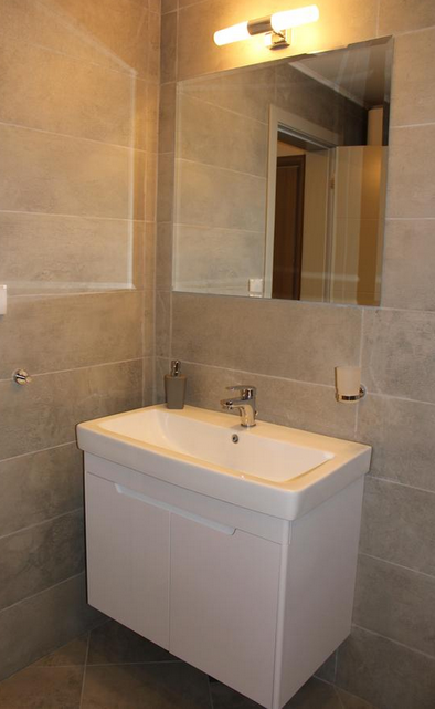 Sink at Plovdiv Luxury Apartment