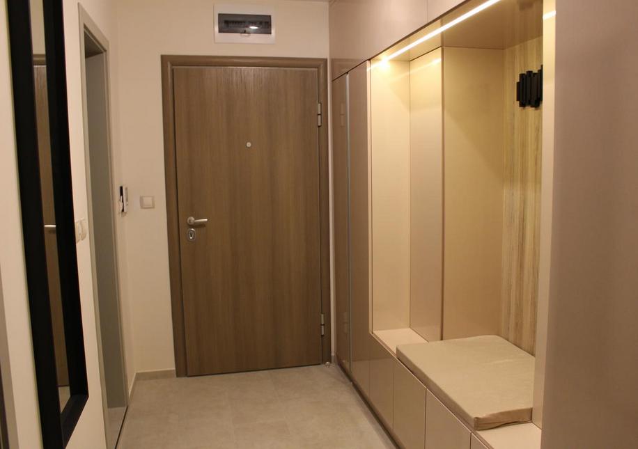 Hallway at Plovdiv Luxury Apartment