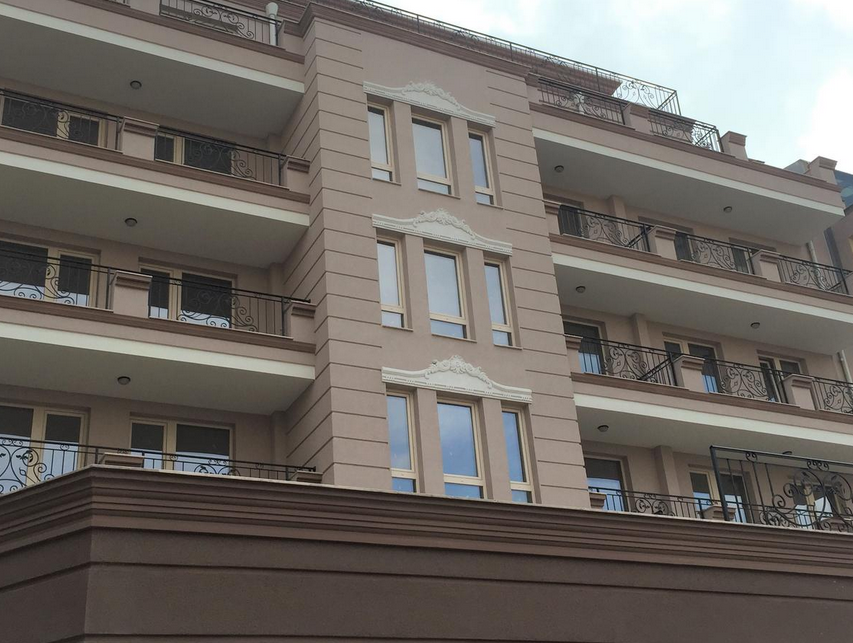 Exterior at Plovdiv Luxury Apartment