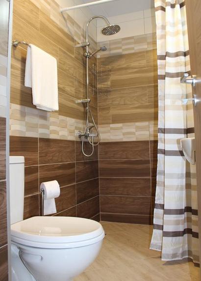 Shower at Plovdiv Dobri Voynikov Apartments, Centre, Plovdiv