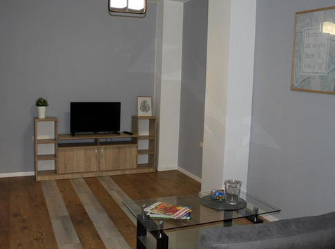 TV at Plovdiv Dobri Voynikov Apartments, Centre, Plovdiv