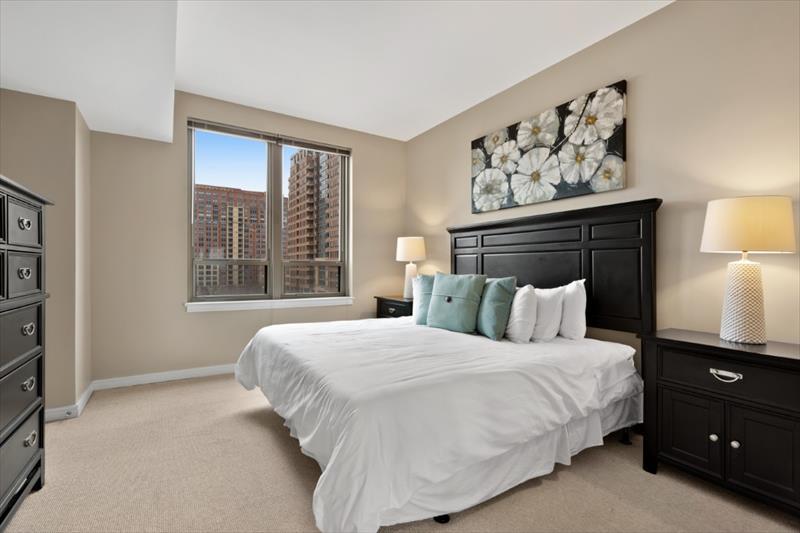 Bedroom at The Acadia at Metropolitan Park