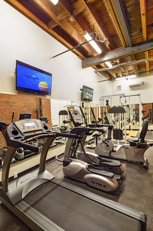 Fitness Centre  at Aria Cultural District Lofts