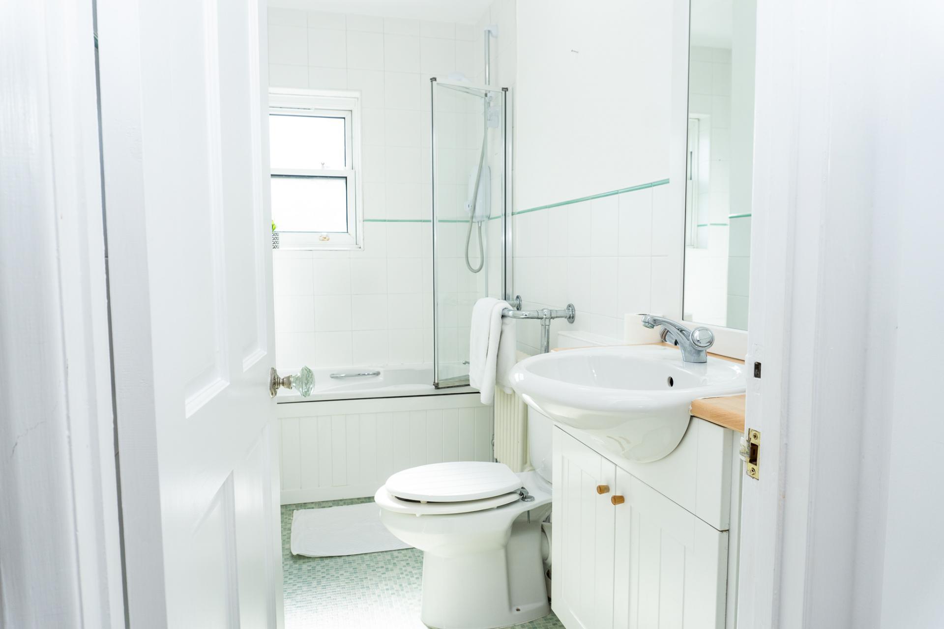 Bathroom at Duke Street Cottage