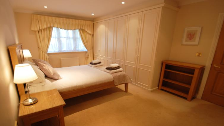 Bedroom at Warbeck House
