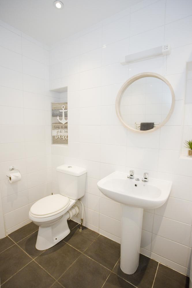 Toilet at Chine Gardens Apartment