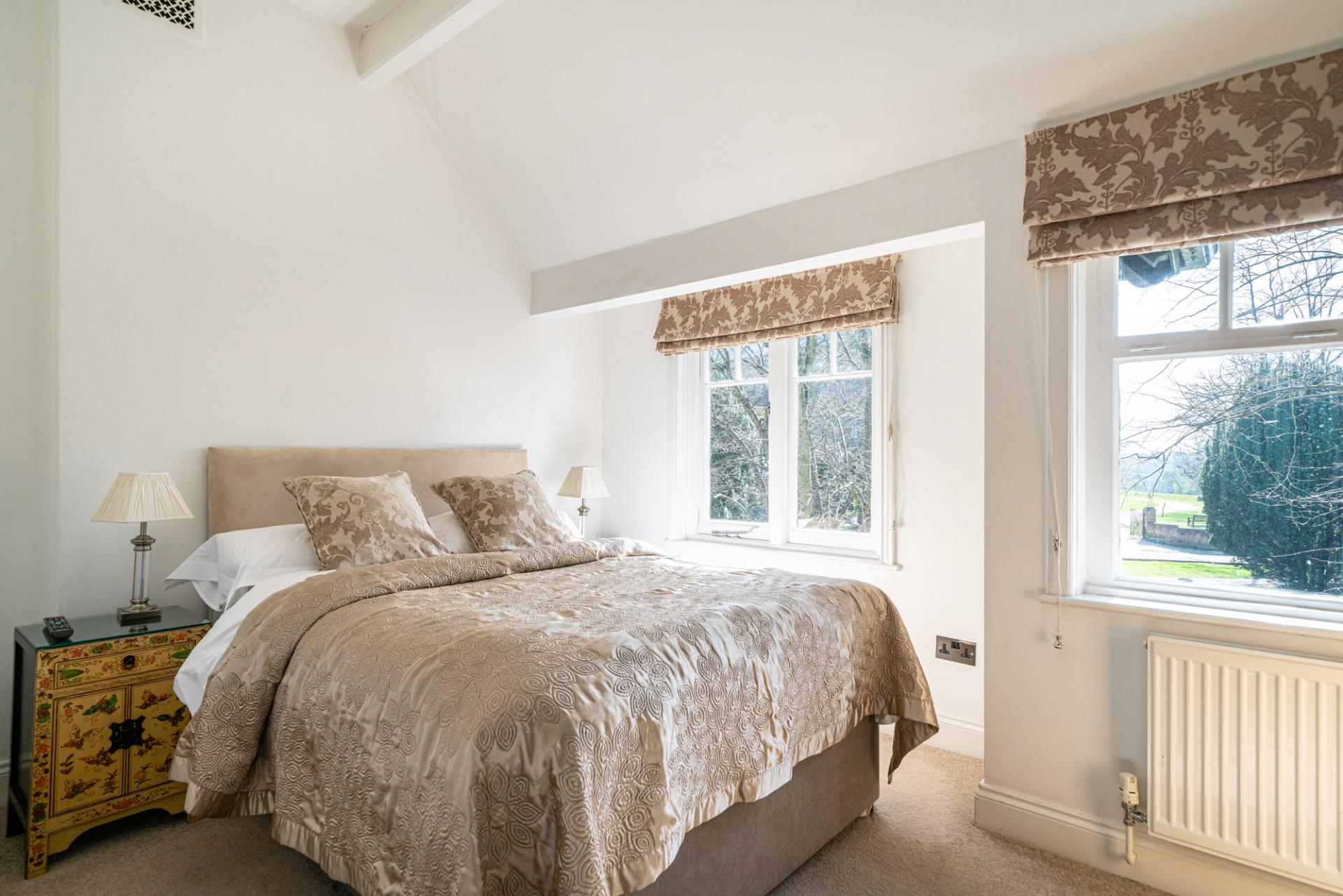 Bedroom at Romeland Apartments, The Cathedral Quarter, St Albans