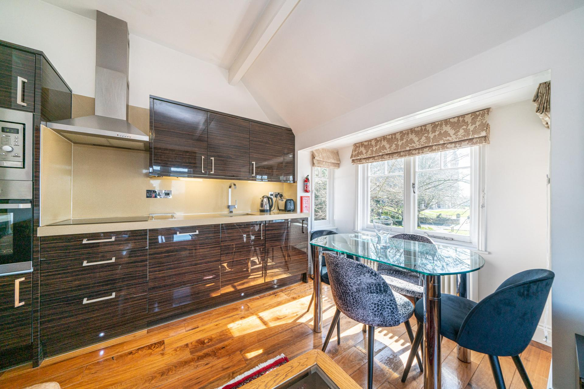 Kitchen/dining area at Romeland Apartments, The Cathedral Quarter, St Albans