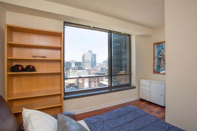Storage at 199 New Montgomery Apartments