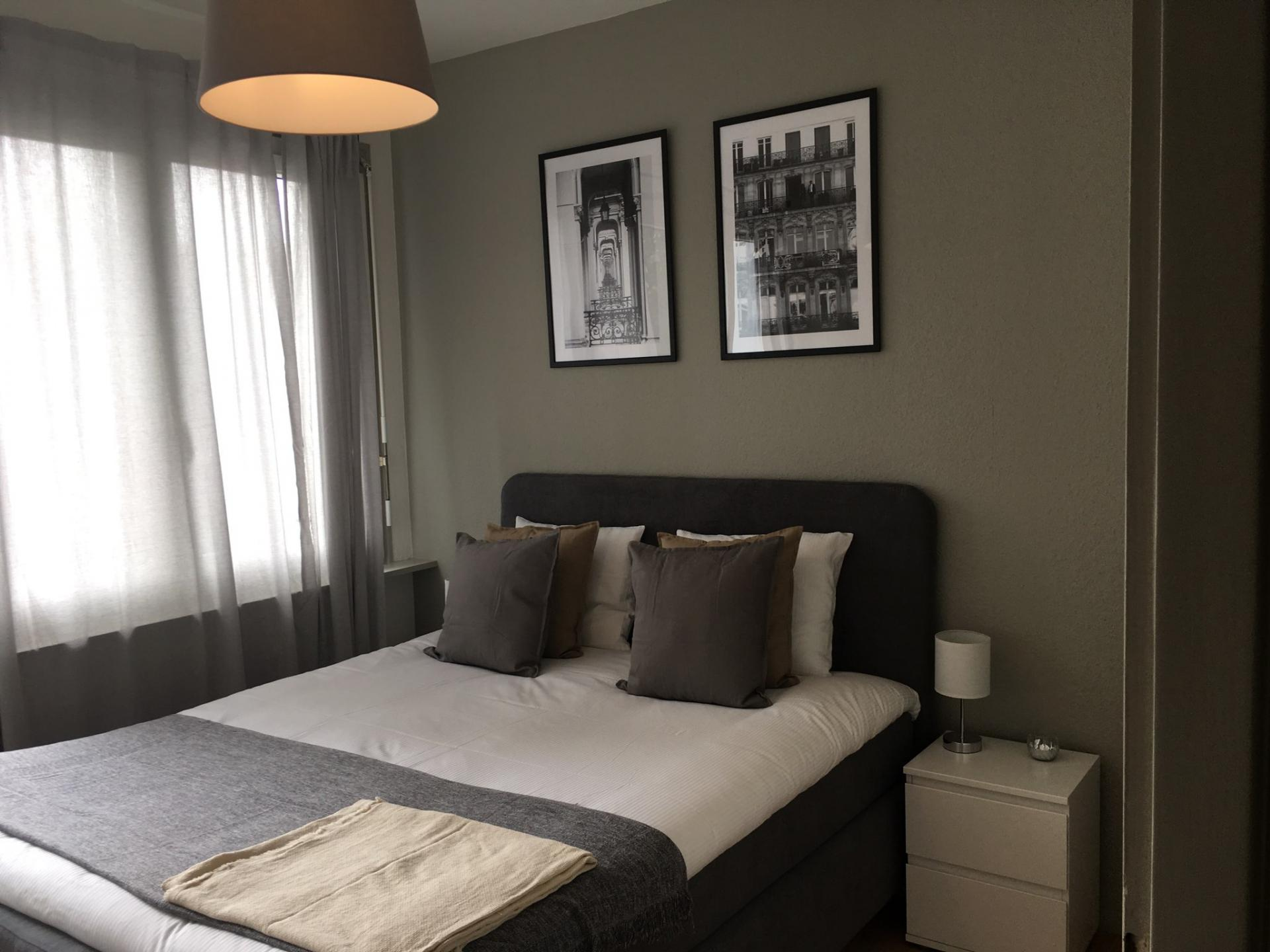 Nant Serviced Apartments, Geneva, SilverDoor Apartments