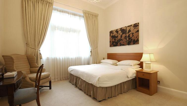 Stunning bedroom in Hertfords Mayfair Serviced Apartments