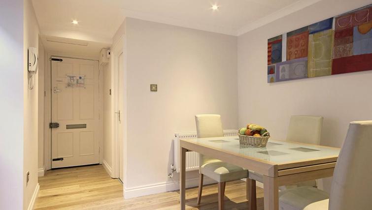Sensational kitchen in Hertfords Mayfair Serviced Apartments
