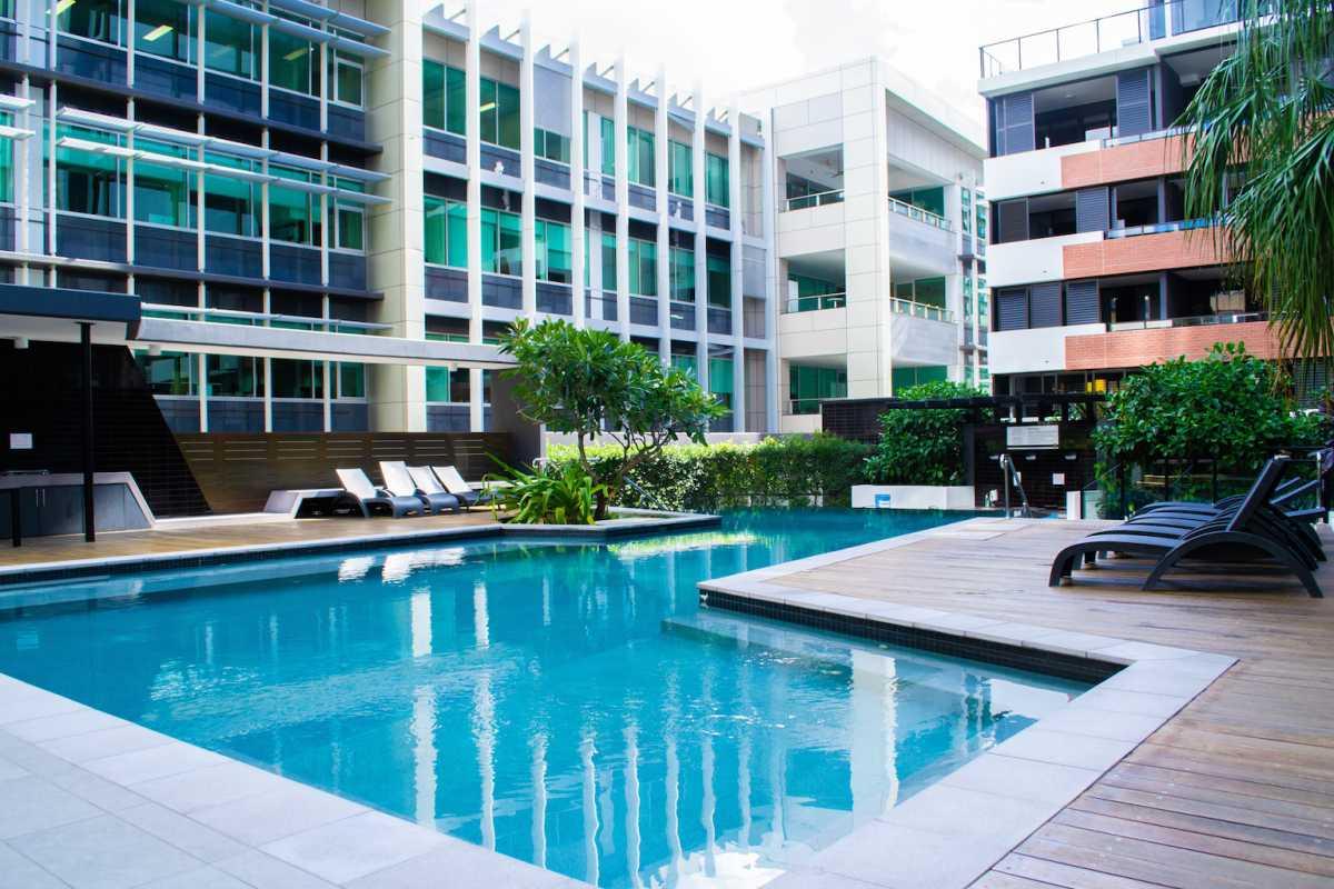 Corporate Serviced Apartments In Brisbane - SilverDoor