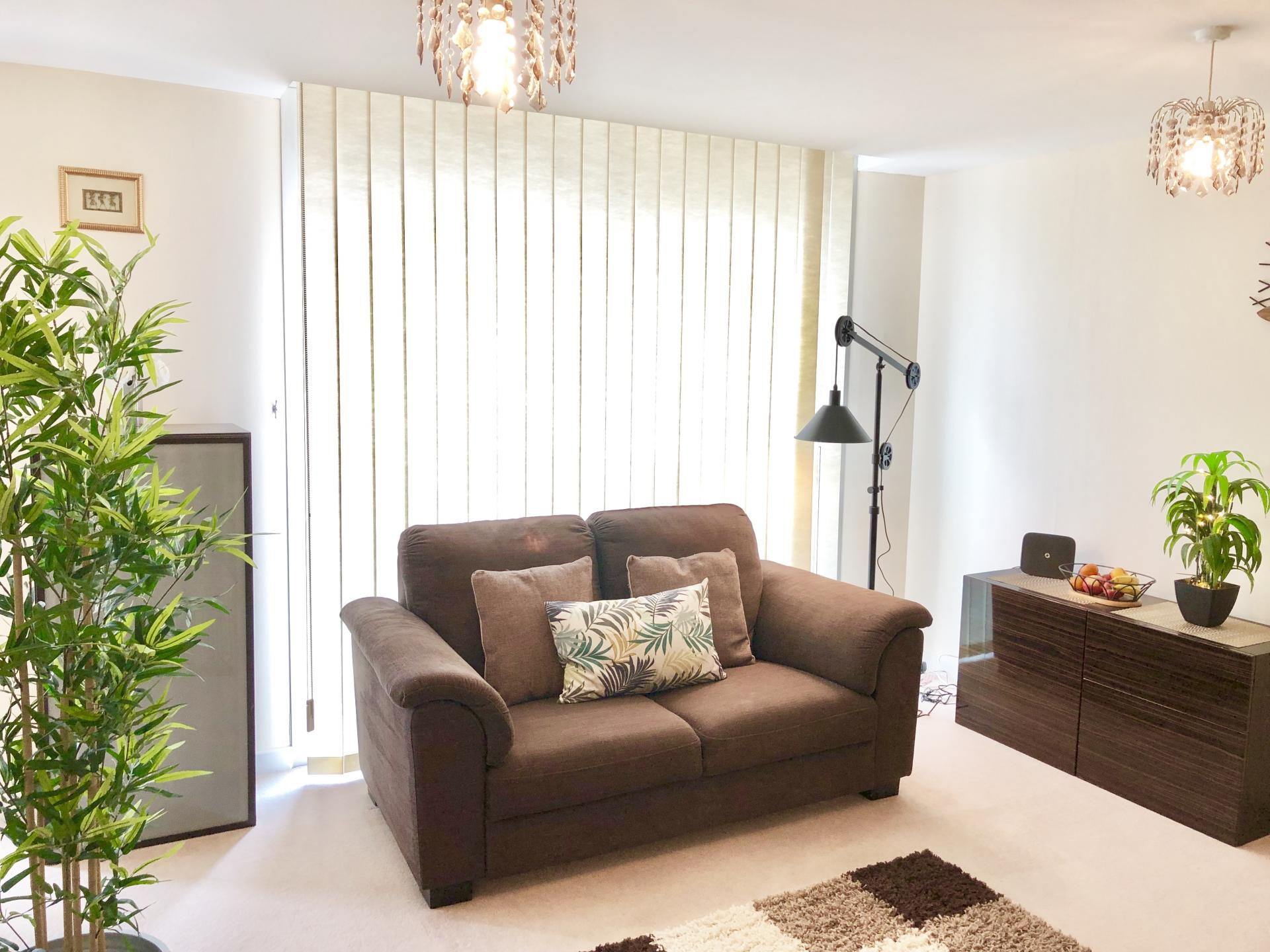 Lounge at The Hub Serviced Apartments