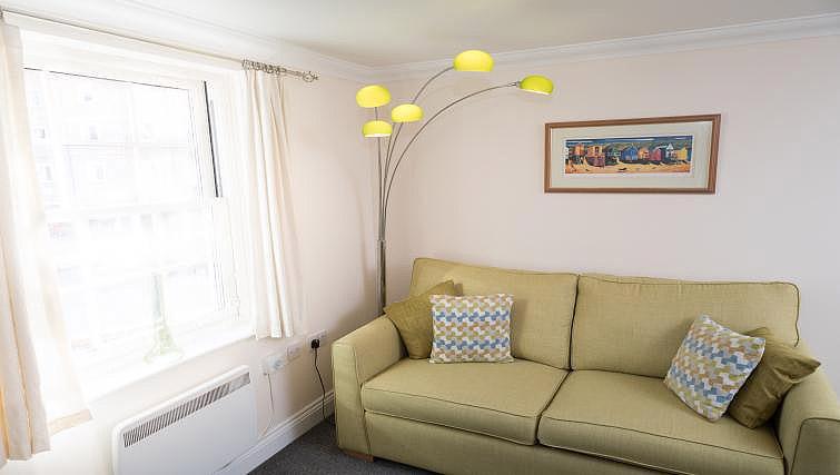Sofa at Pigg Lane Apartments