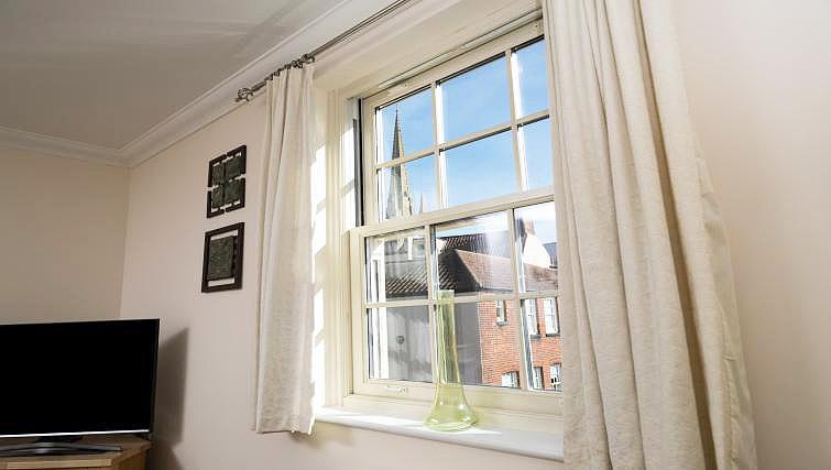 Window at Pigg Lane Apartments