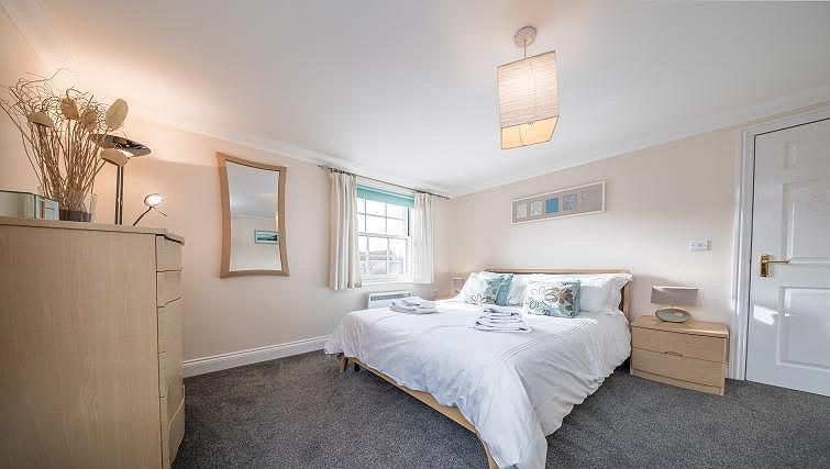 Bedroom at Pigg Lane Apartments