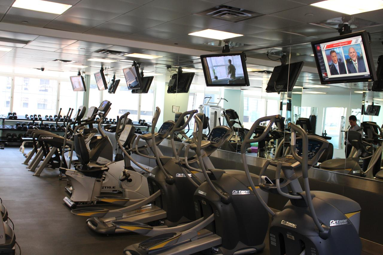 Gym at Ivy Tower Serviced Apartments